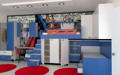 Superman Children's Room