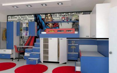Superman Children's Room