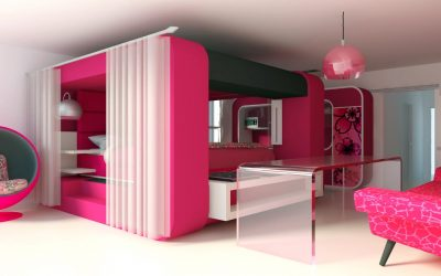 Barbie Dream Apartment