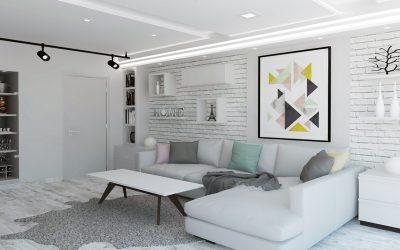 Homy Pastel Interior