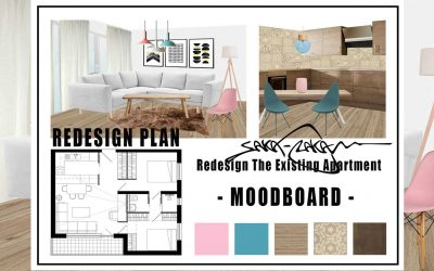 Redesign The Existing Apartment