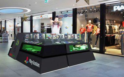 Gaming Kiosk Design
